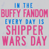 Kelly: Buffy: Ship Wars