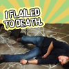 Shadwrayvn: SPN Flailed to death