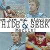 Giorgia: Merlin Hide&Seek