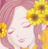 Melissa D. Johnson: Hachi - Sunflowers