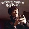 Sherlock - Blog