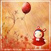 Angelina: девочка с шариком