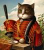 гусарский кот