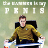 The Hammer is my Penis
