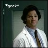 geek!Sam