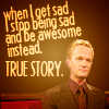 HIMYM: I get awesome