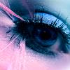 akri21: blue eye