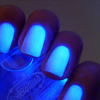 Jessica K Malfoy: pretty: glowing nails