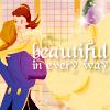 メリッサ: Beauty and the Beast-Belle and Prince