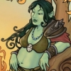 orc woman