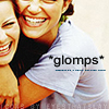 albalark: glomp photo