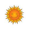 Тепле сонечко