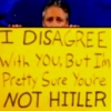 Not Hitler