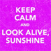 shiverelectric: look alive sunshine