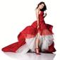 Ольга: Красное платье