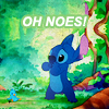 Stitch - Oh noes
