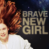 ecstatic beauty: DW // Brave New Girl