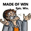 Made of win