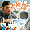 interrupted, dean - noms