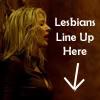Cara, Lesbian's line up here, Tabrett Bethell