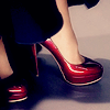 TV Doctor Who River's Shoes