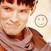 mystizan: Merlin smile