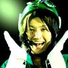Happy Green Ranger 8D