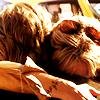 Hank & Karen Cali Son Hugging