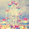 Ferris Wheel ♫ I rush into pieces