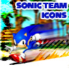 Sonic Team Icons // Default Icon