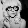 brittanykinz: Gaga; grey