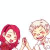 (P3) Akihiko/Mitsuru: Hi-5