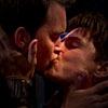 TW Jack and Ianto kissing