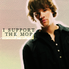 "Kristin: Spn (s2 promo) » ""I Support the Mop"""