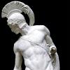 Lauren Christensen: [misc] achilles statue