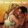 Always her