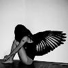 a girl. a liar.: Ангел