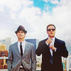 White Collar- Neal & Peter