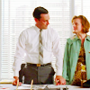 Don Peggy Hand Holding