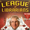 I once narrowed my eyes at a platypus.: league of librarians