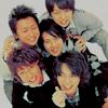 arashi → group → puppy piles