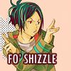 Mukuro - Fo shizzle my dizzle yo