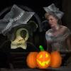 R. J. Daae: halloween