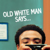 Troy - Old White Man Says