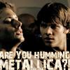 humming metallica