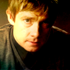 Queen of the Dirty Look: John/Martin Freeman
