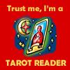 Trust Tarot reader