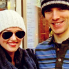 Orla_Dark: Colin and Katie on street