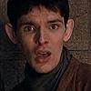 Merlin: What HAPPENED in here?!