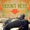 mount here